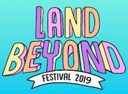 Land beyond festival logo