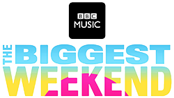 BBC Radio's Biggest Weekend Festival logo